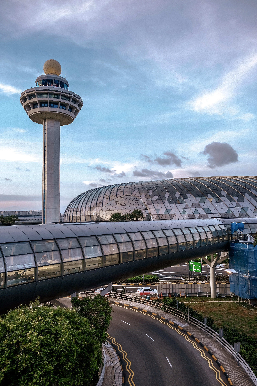 Changi Jewel, Singapore