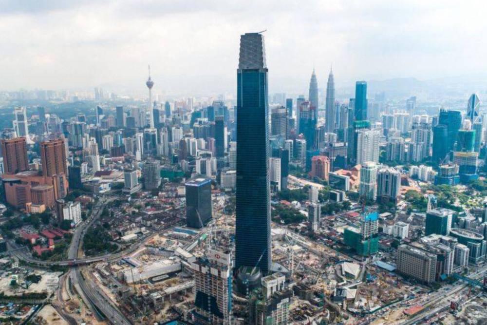 The Exchange 106 @ Tun Razak Exchange, Kuala Lumpur